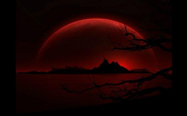 Астрономы рассказали, где лучше всего наблюдать за «кровавой Луной»
