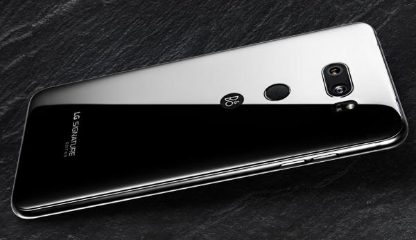 LG выпустит VIP-версию смартфона V35 Signature Edition за $1800
