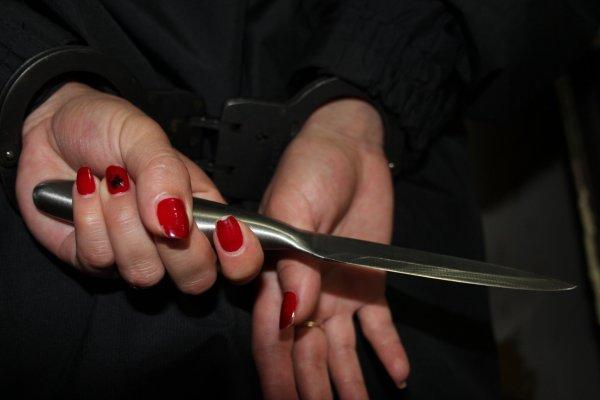В Москве три сестры зарезали отца