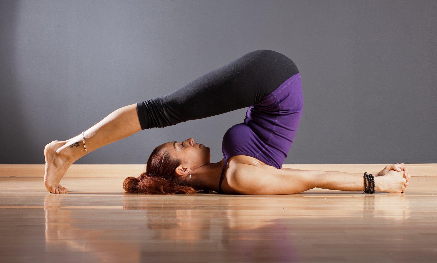Легкая гимнастика для похудения видео