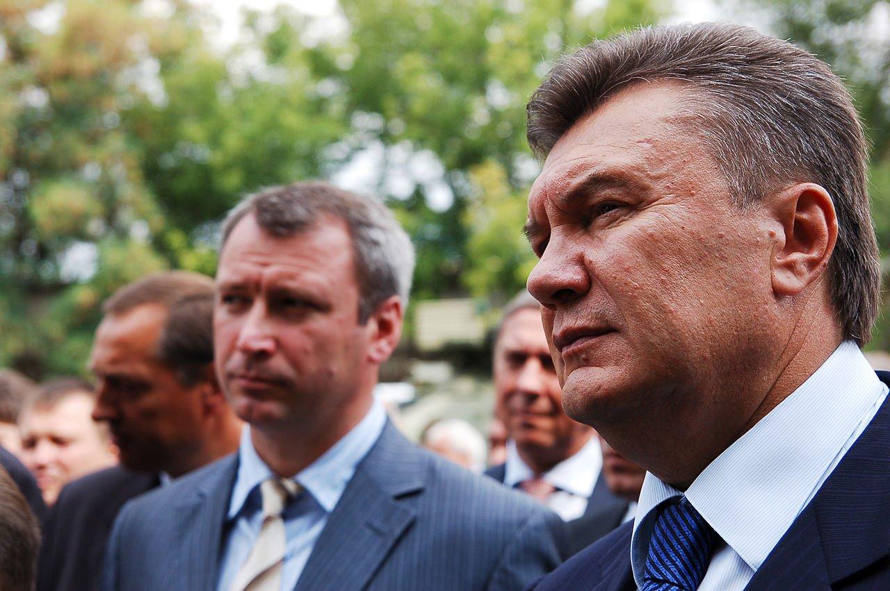 Янукович требует встречи сгосадвокатом вРостове-на-Дону