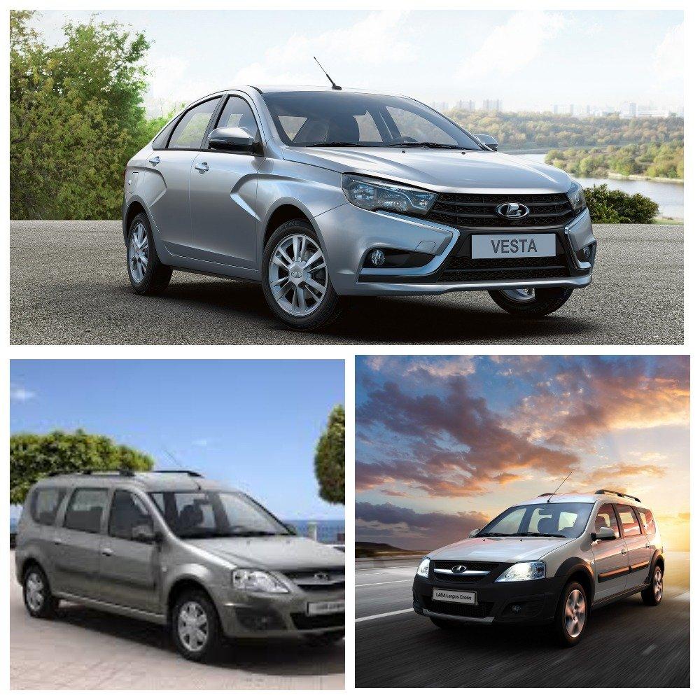 Продажи АвтоВАЗа возросли практически на20% засемь месяцев