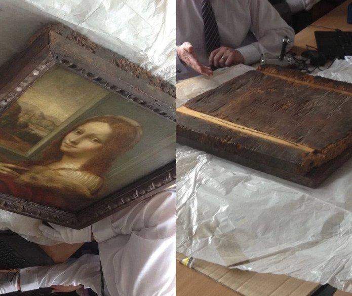 На Avito выставили картину Леонардо да Винчи за 5,3 млрд рублей