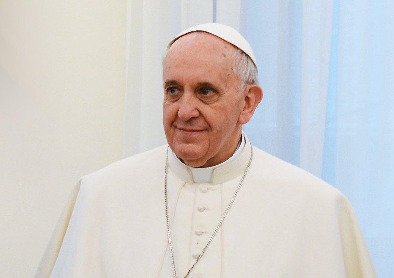 Папа Римский Франциск объявил смертную казнь неприемлемой для христиан