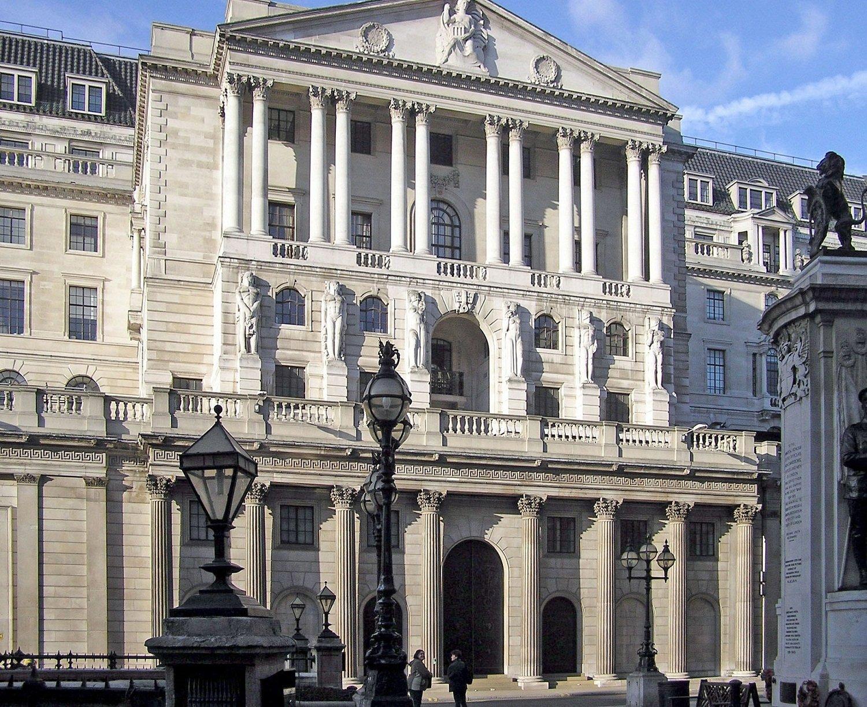 Банк Британии 2-ой раз за11 лет увеличил ставку