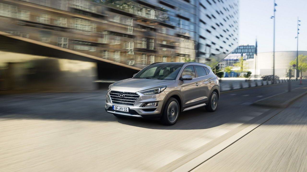 «Автотор» запустил производство обновлённого Hyundai Tucson в Калининграде