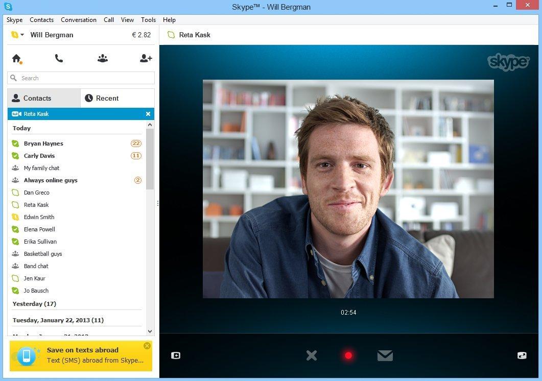 Microsoft продлит поддержку традиционной версии Skype