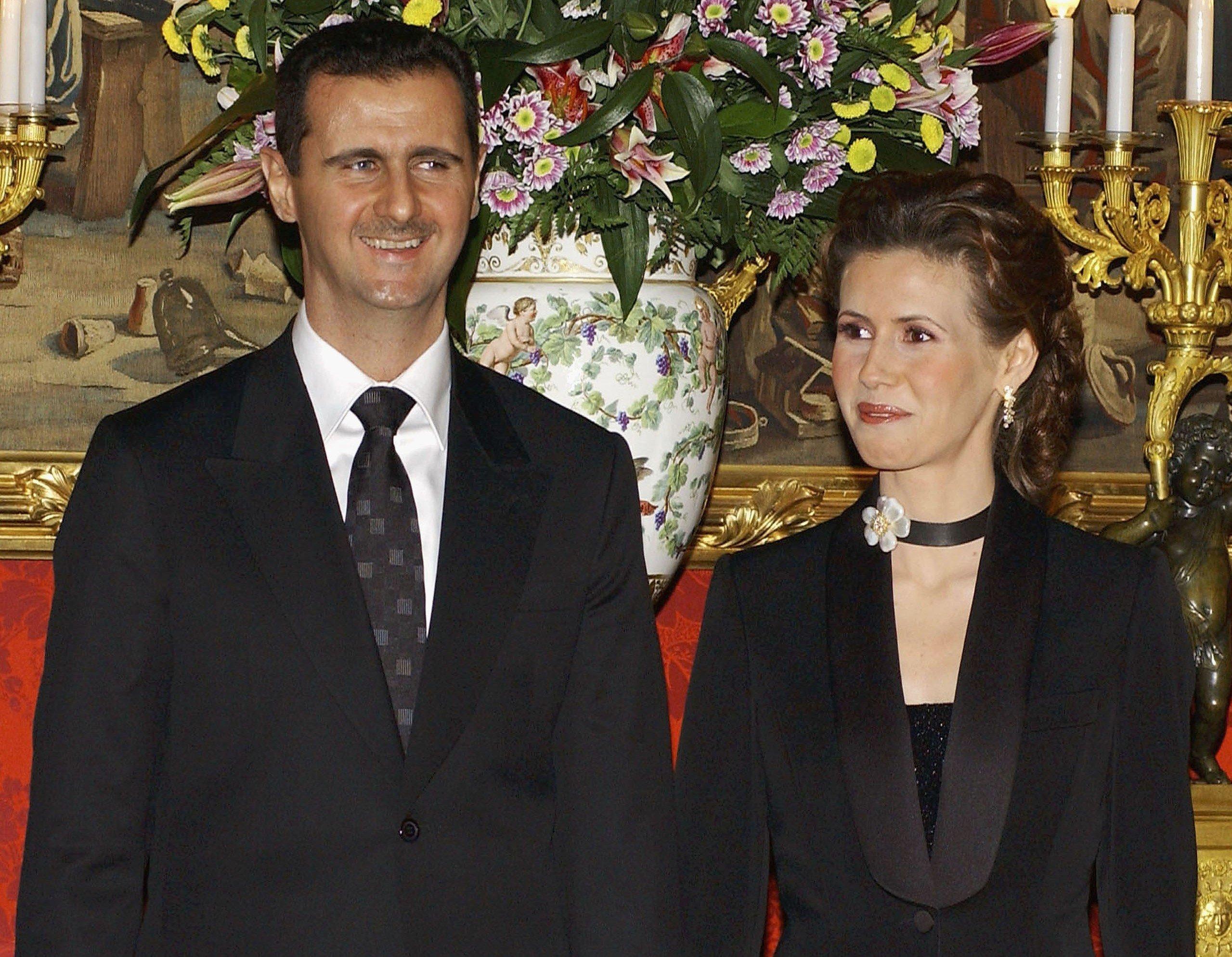 У супруги тирана Асада обнаружили рак