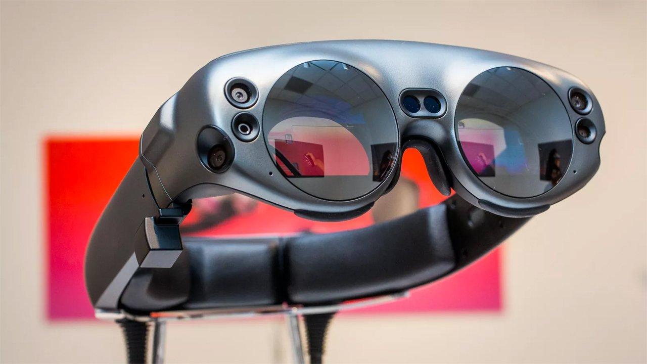Magic Leap выпустила очки дополненной реальности Leap One Creator Edition