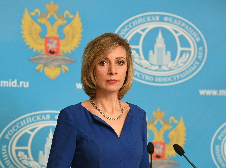 Захарова указала на недоказанность вины задержанных в Белоруссии россиян