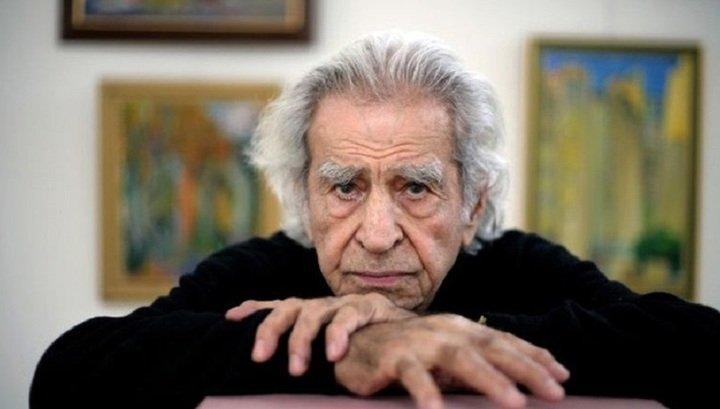 Не дожил до 100 лет: в Москве скончался скульптор и художник Николай Никогосян