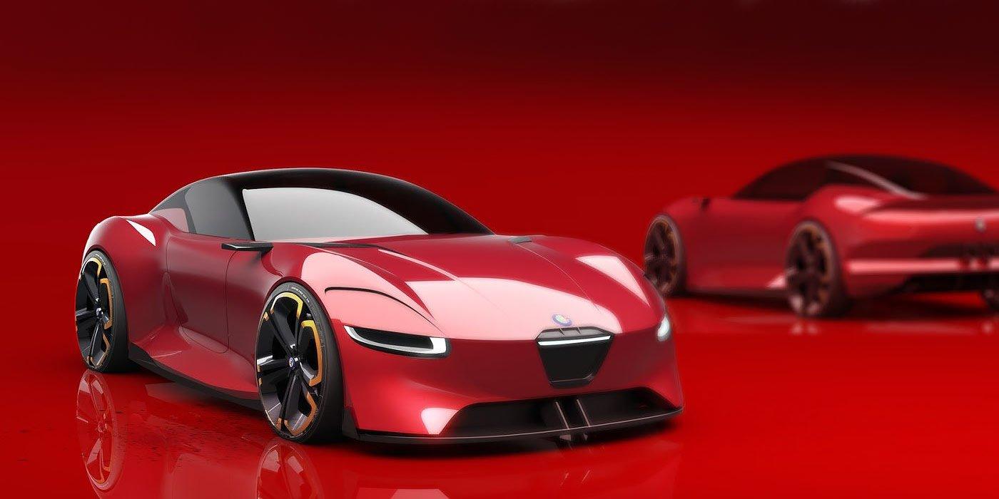 Альфа Ромео оснастит модель 8C 800-сильным гибридным мотором