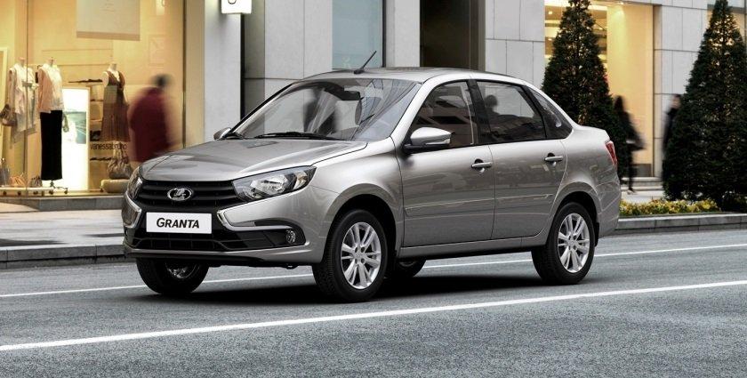 «АвтоВАЗ» начал производство нового семейства Лада Granta
