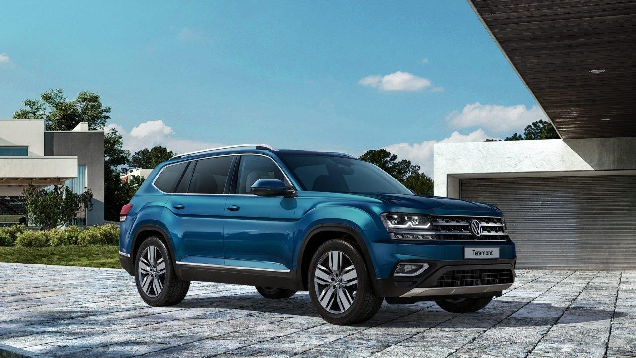 VW покажет шесть авто наМосковском автомобильном салоне