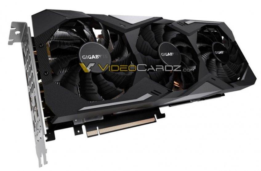 Характеристики ицена NVIDIA GeForce 2080 Tiутекли всеть доанонса