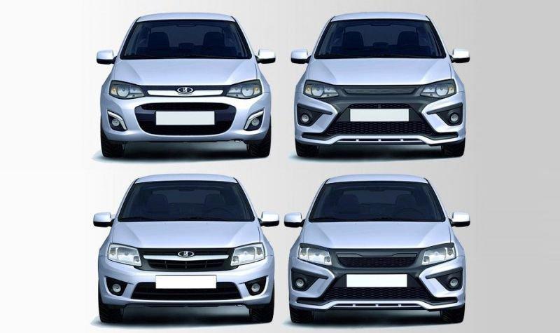 Составлен ТОП-10 самых реализуемых в Российской Федерации отечественных автомобилей