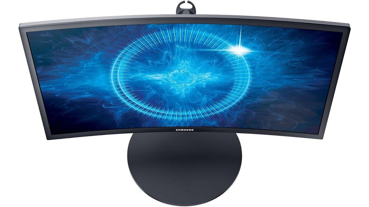 Самсунг наGamescom представила новые игровые изогнутые мониторы