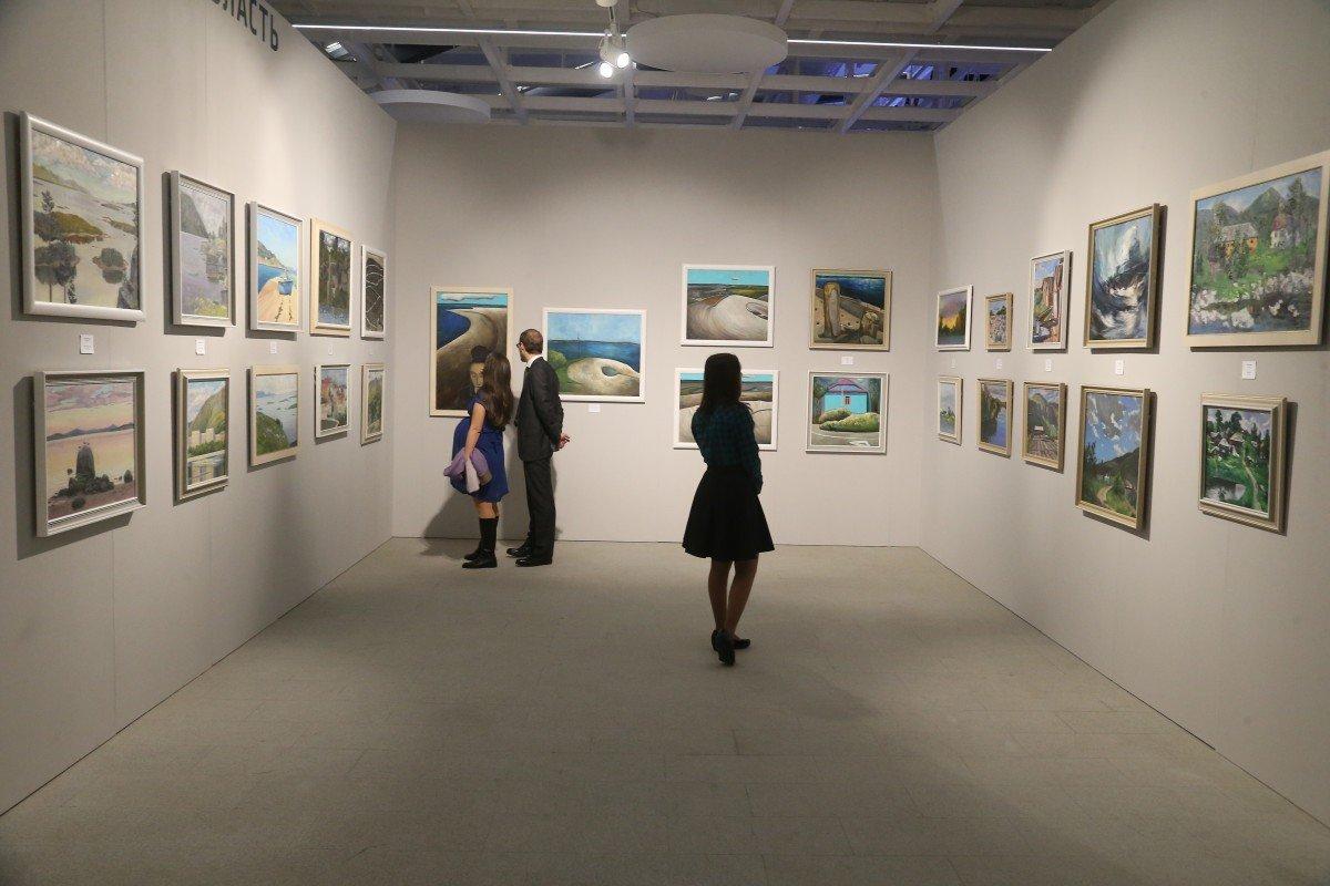 Впарке «Зарядье» выставят редкие полотна изТретьяковской галереи