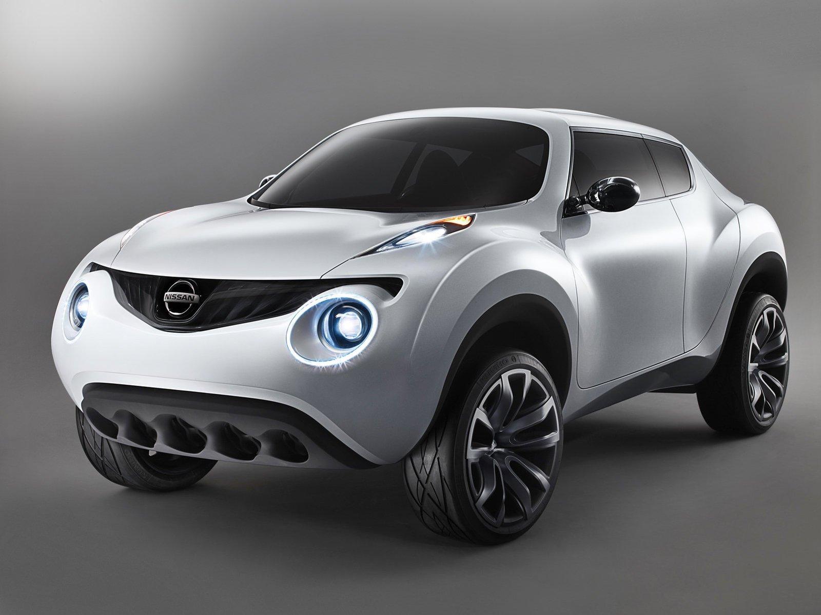 Nissan Juke в новом дизайне появится в 2019 году
