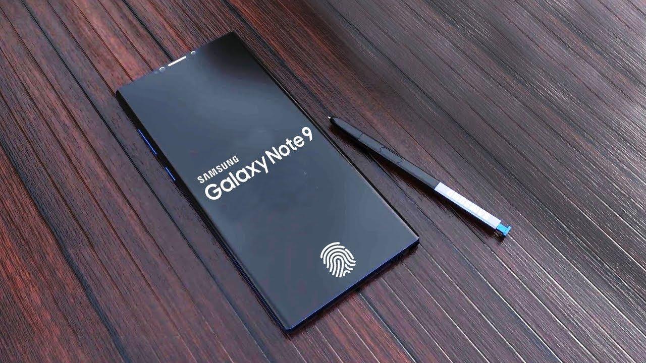 Самсунг Galaxy Note 9 стал дешевле через неделю после выпуска