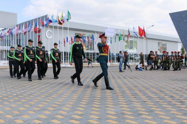 Международные армейские игры стартовали в Подмосковье
