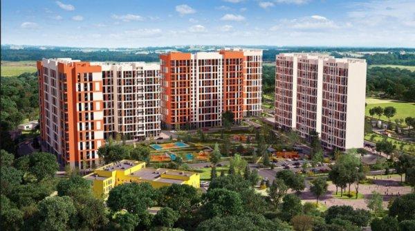 ФСК «Лидер» в 2018 году ввела в эксплуатацию 289 тыс. кв. м недвижимости