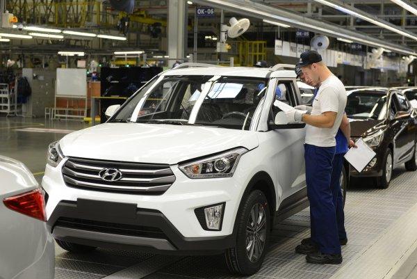 Hyundai построит в Санкт-Петербурге завод по выпуску двигателей