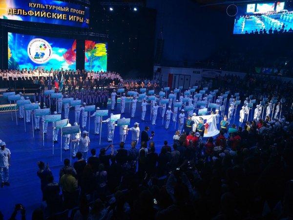 Омск впервые станет центром Дельфийских игр