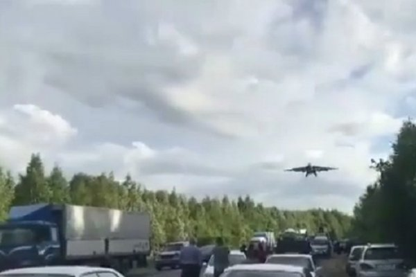 Военные перекрыли трассу Комсомольск – Хабаровск ради учений