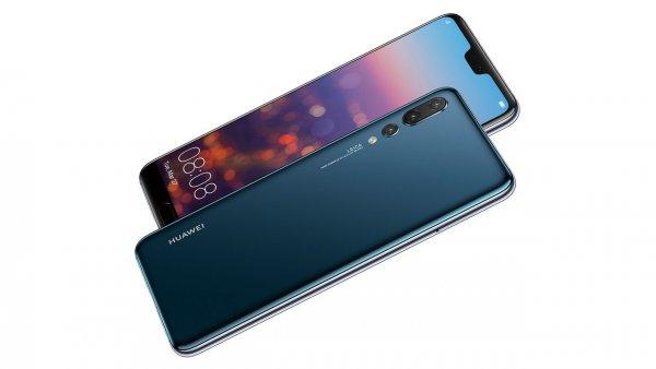 Эксперты признали Huawei P20 Pro лучшим смартфоном 2018 года