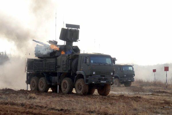 В «Ростехе» рассказали о летных испытаниях модернизированной ракеты для «Панциря»