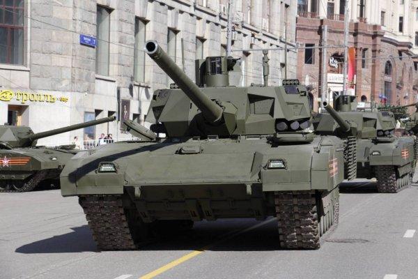 Оружие будущего: «Уралвагонзавод» готов создать новый тяжелый танк