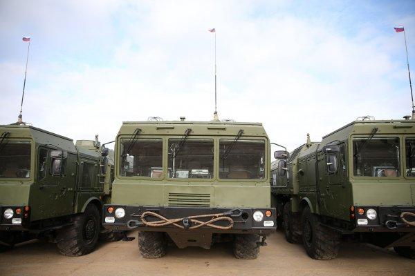 В России полным ходом идет модернизация ракетных комплексов «Искандер»