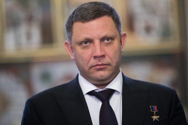 Убийство Захарченко стало первым этапом наступления ВСУ на Донбасс