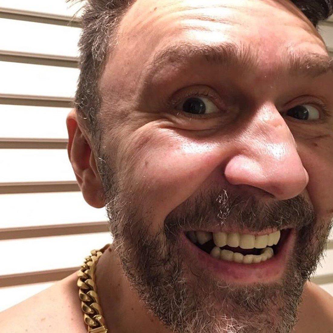 Шнуров иГребенщиков записали трек для фильма «Гоголь