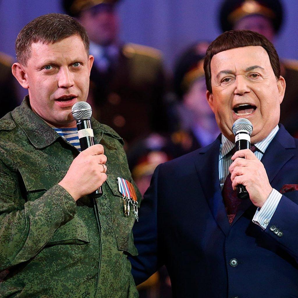Бабченко обвинили вцинизме запост про Кобзона иЗахарченко