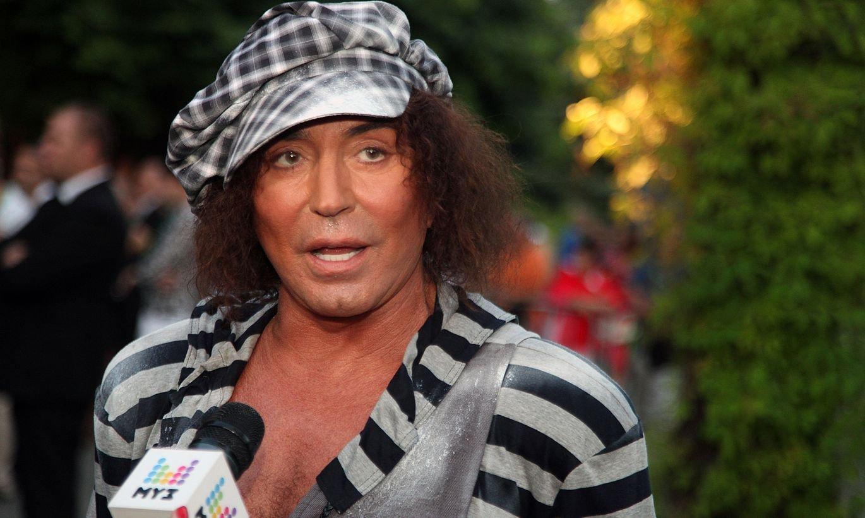 Врачи заставили певца Валерия Леонтьева отказаться от концертов