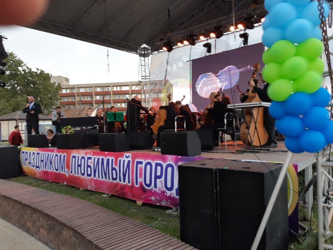 ВЗеленоградске наДень города удачно прошел особый детский концерт