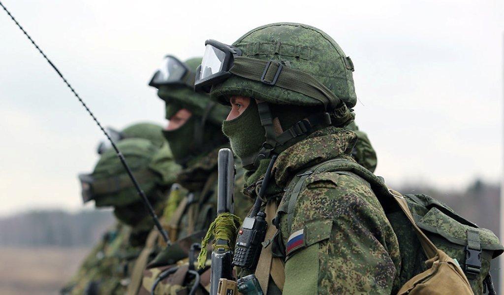 Русская армия начала крупнейшие вистории учения «Восток-2018»