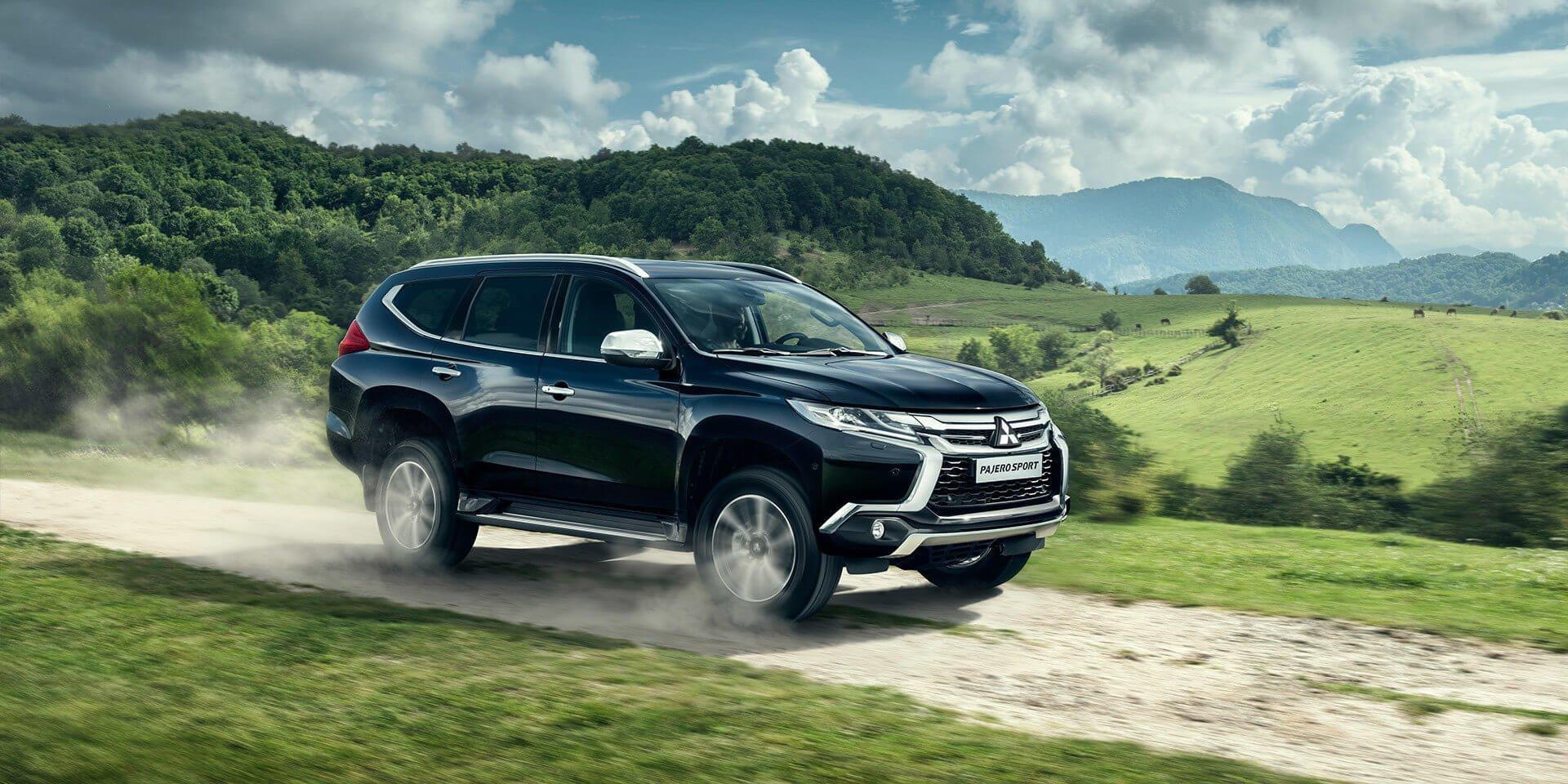 Компания Митсубиши подняла рублевые цены наASX иPajero Sport