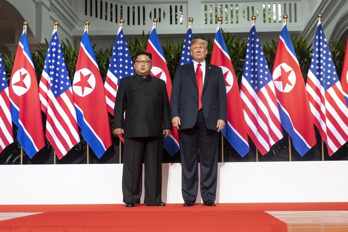 США создают коалицию для мониторинга контрабанды вКНДР
