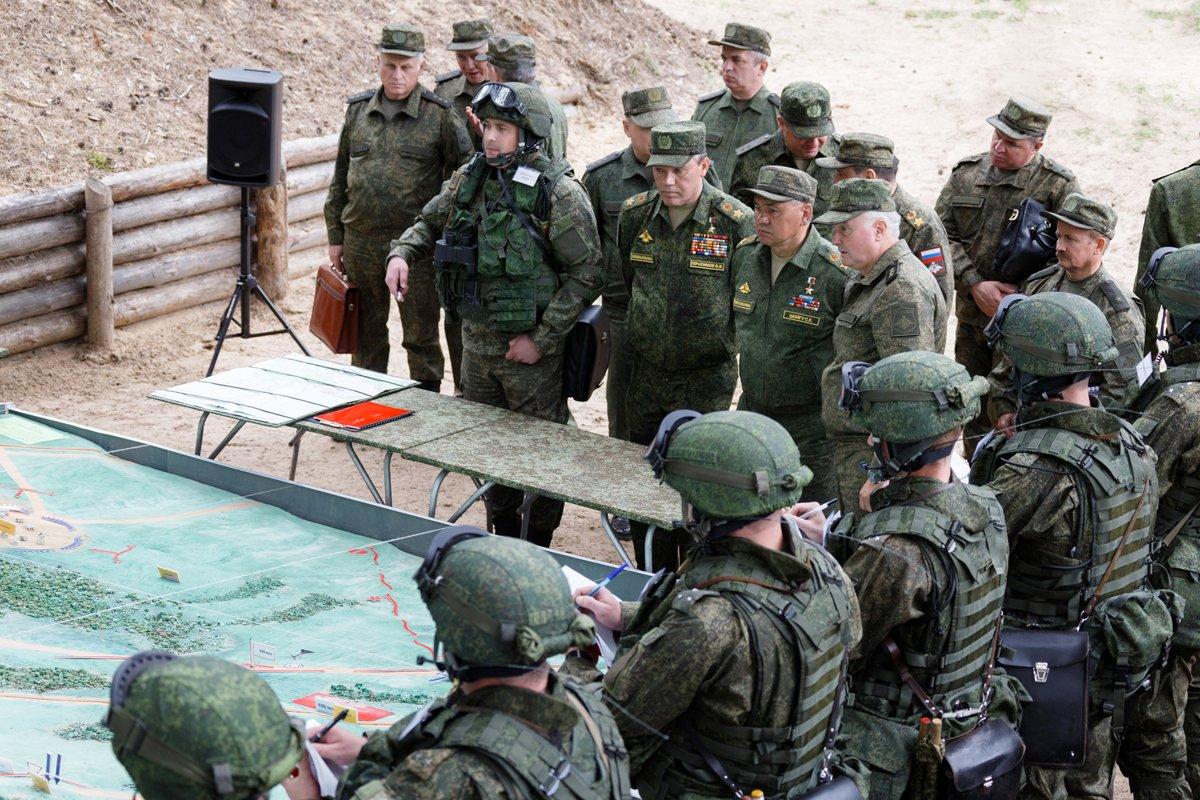Масштабные военные учения в России будут проводиться каждые 5 лет