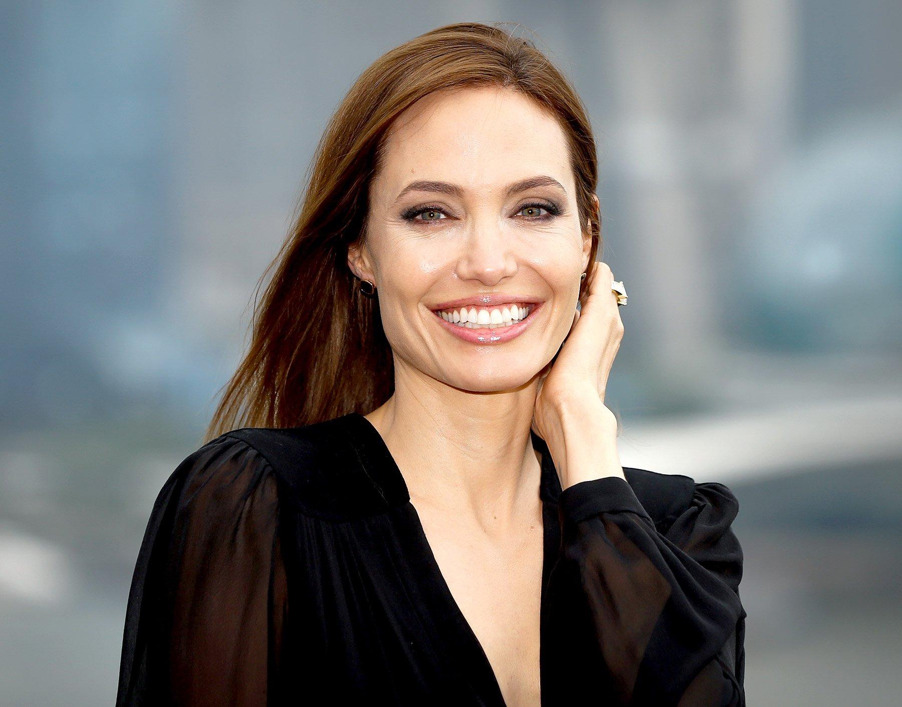Анджелина Джоли отомстит замужа идетей