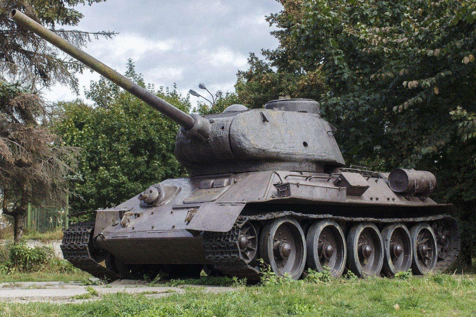 Германские  СМИ назвали танк Т-34 «смертоносным сюрпризом» для Вермахта