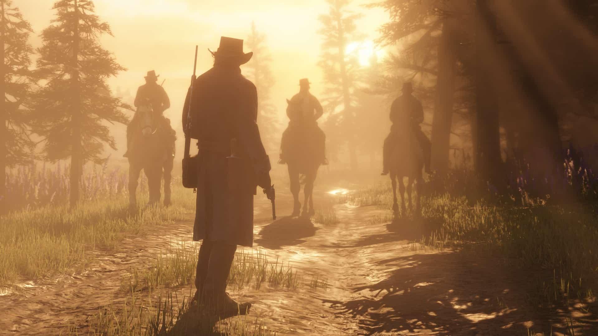 Rockstar Games назвали дату запуска мультиплеера для Red Dead Redemption 2