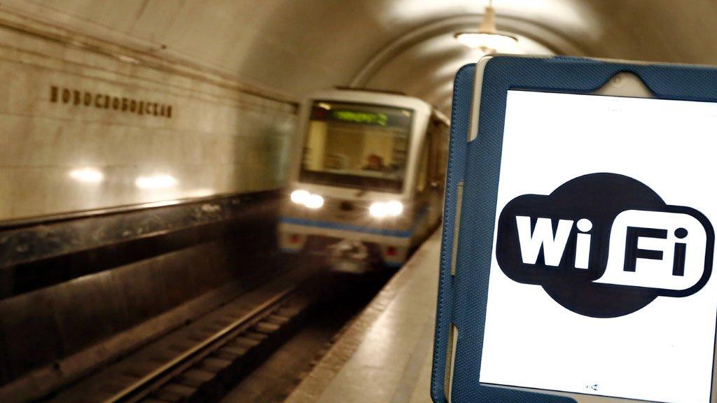 Специалист: Wi-Fi вметро используют для поиска сервисов обхода блокировки Telegram