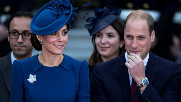 Кейт Миддлтон рассказала, как пережила расставание с принцем Уильямом