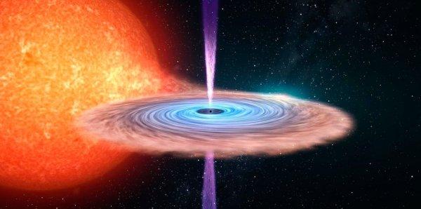 Обнаружен движущийся со сверхсветовой скоростью загадочный объект