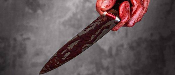 В Ростове мужчина сломал нож о женщину, пытаясь её убить