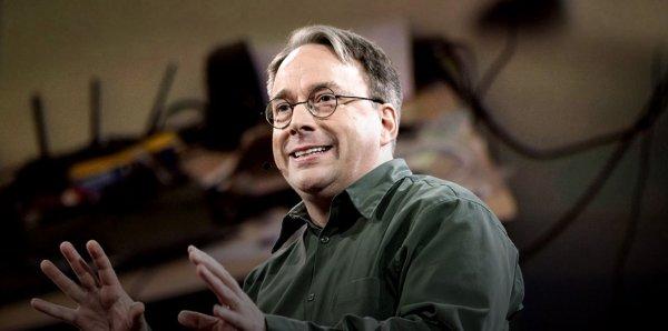 Автор Linux временно покидает свой пост из-за грубого отношения к подчиненным